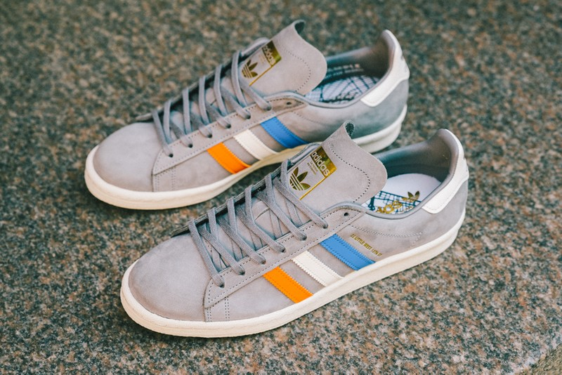 Sneakersnstuff x adidas Exclusive Campus 80s Pays Homage to New York City