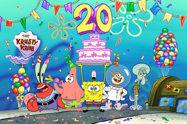 21d6a5020 Nickelodeon 'Spongebob' Memes Figures Release | HYPEBEAST