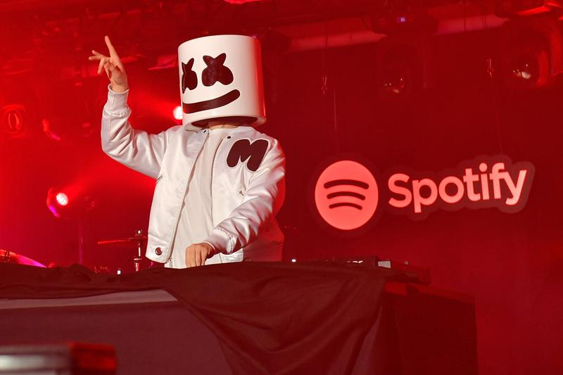 Spotify Social Listening Function Release Info DJ music streaming platform party friends simultaneous playlist tech app