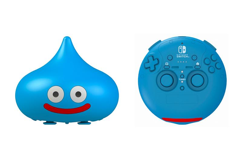 Square Enix Dragon Quest Slime Nintendo Switch Controller blue Store