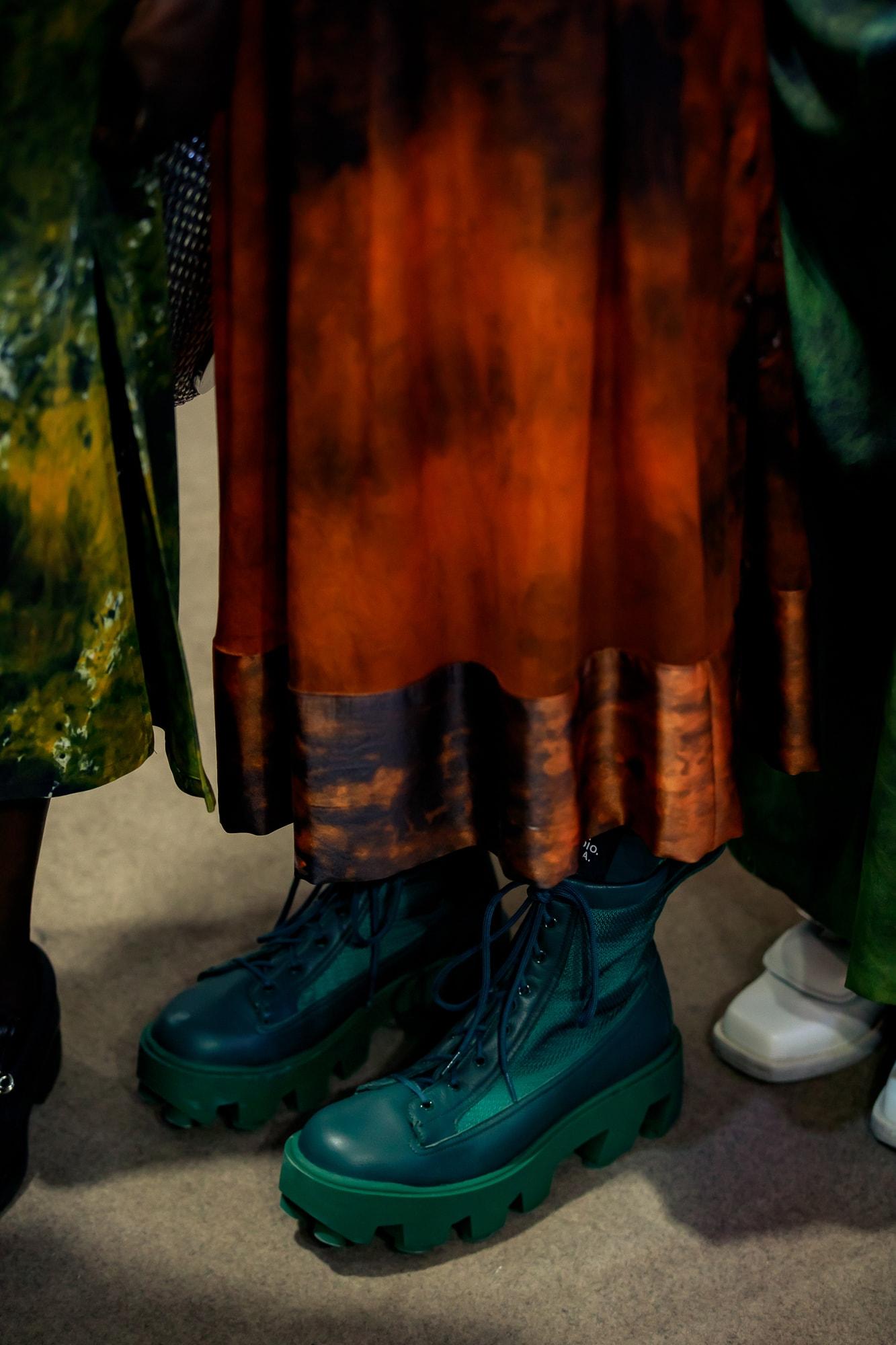 Sterling Ruby Spring/Summer 2020 SS20 Pitti Uomo Raf Simons Virgil Abloh Victor Cruz La Pagliere Uomo 96