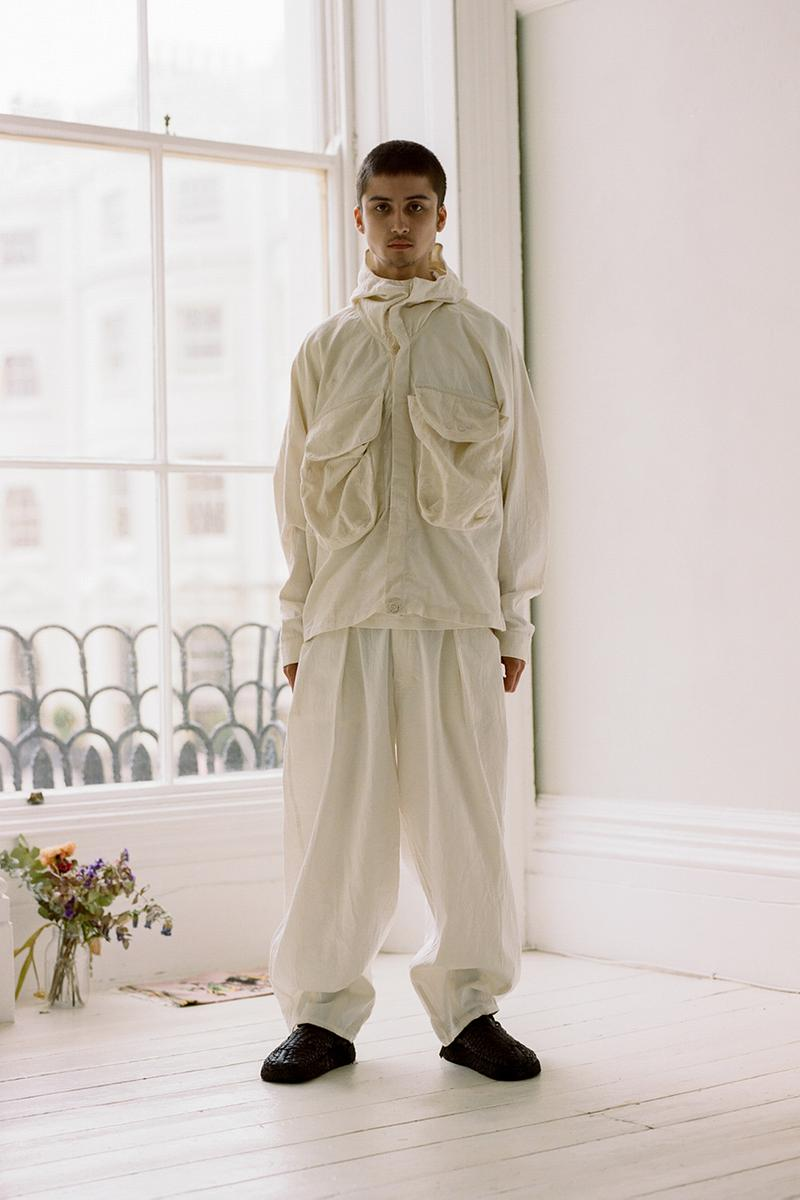 story mfg saeed katy al rubeyi collection spring summer 2020 ss20 lookbook gentle machines details full look release information pre order sustainable ethical