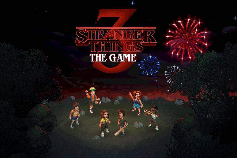 'Stranger Things' Mobile Game Releasing in 2020 netflix gaming season 3 pokemon go