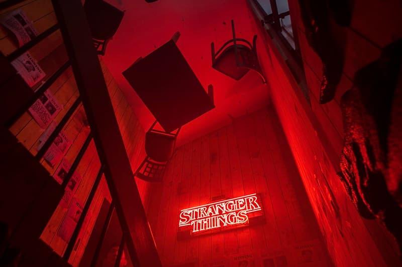 Stranger Things' Seoul South Korea Pop-Up Info | HYPEBEAST