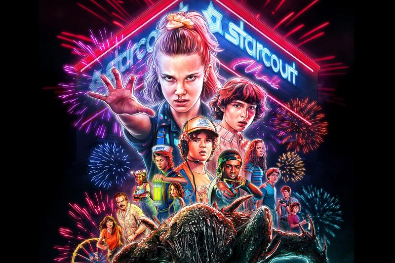 'Stranger Things' Shares Season 3 Episode Titles & New Synopsis netflix eleven upside