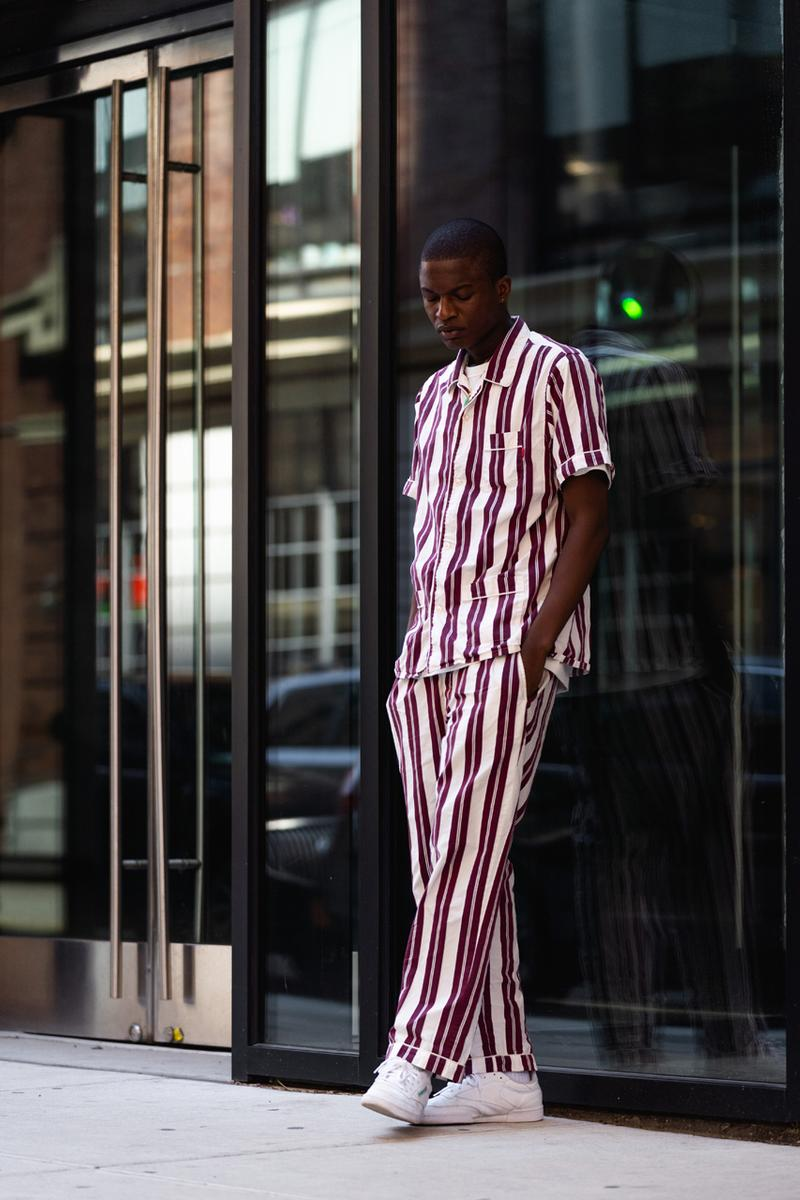 Streetstyle at New York Fashion Week SS2020 snaps looks spring summer 2020 trends