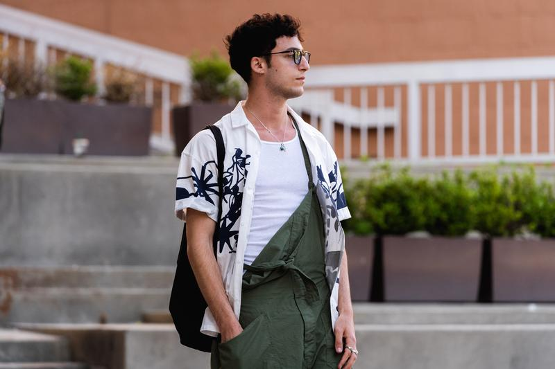 New York Mens Fashion Week 2020 Streetstyle at New York Fashion Week SS 2020 | HYPEBEAST