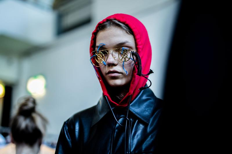 fashion schools streetwear institute of technology pratt aalto university street style athletics future of runway graduate student naytos new york city helsinki finland central saint martins christopher bevans tuomas laitinen kim jones