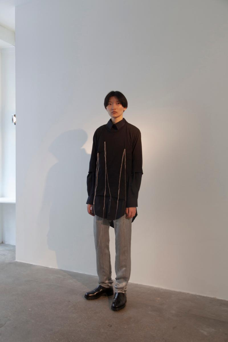 sulvam Spring/Summer 2020 Collection Lookbook teppei fujita ss20 runway show presentation info