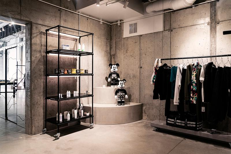 SVRN Store Opening Chicago Fulton Market District Saint Luis NYC Lollapalooza Weekend Diet Starts Monday Complexcon Eric Emanuel Sneakers Footwear Clothing Rick Owens drkshdw Bearbricks Gucci Helmut Lang CLOT APC Dickies MISBHV Rhude