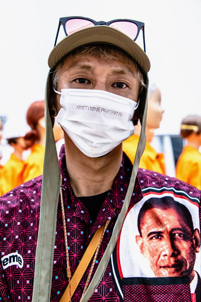 Streetsnaps: Takeshi Ishida of Cherry Fukuoka interview feature style takashi murakami exhibition japan supreme louis vuitton barack obama nike cactus plant flea market chrome hearts