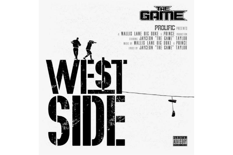 The Game West Side Single Stream