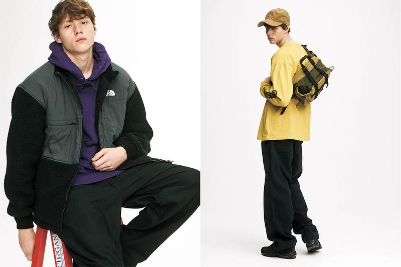 THE NORTH FACE PURPLE LABEL Fall/Winter 2019 lookbook collection wind release date info fw19 japan nanamica eiichiro homma