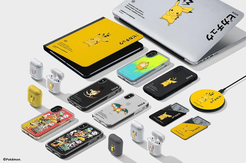 The Pokémon Company x CASETiFY Collection Drop 2 release info price date phone smartphone cases