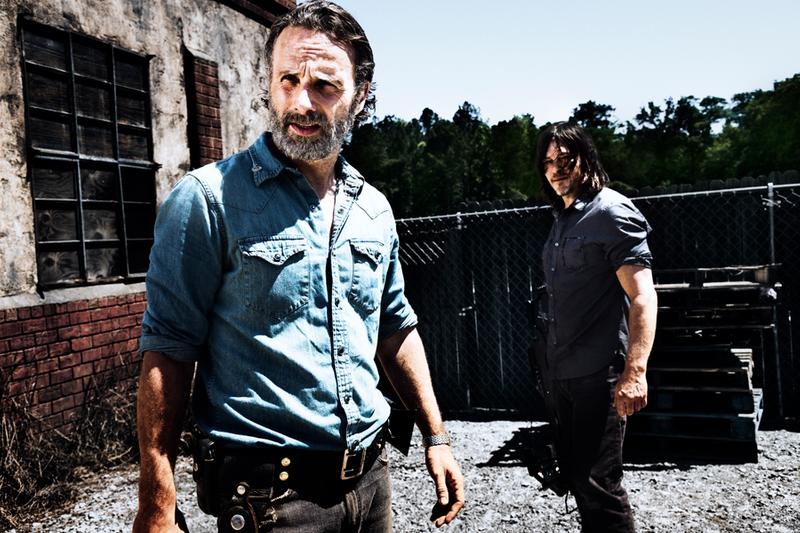SPOILER: 'The Walking Dead' #192 & Rick Grimes' Fate | HYPEBEAST