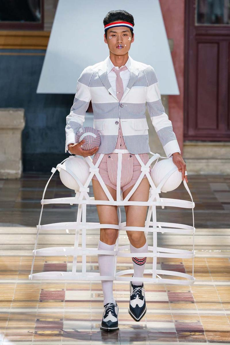 Thom Browne SS20 Runway Collection Men's PFW spring summer 2020 paris fashion week new york
