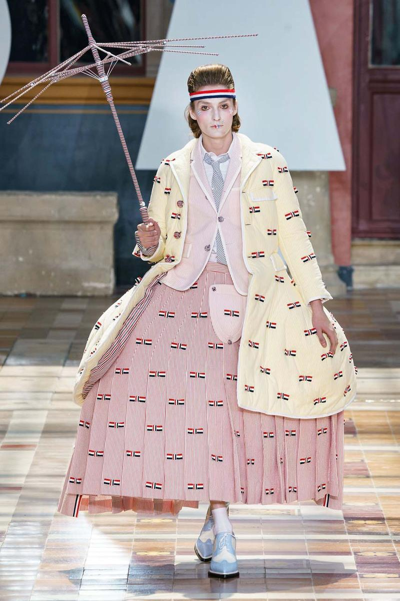 New York Mens Fashion Week 2020 Thom Browne SS20 Runway Collection Men's PFW | HYPEBEAST