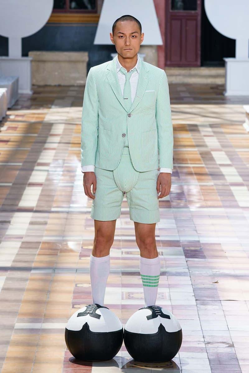Thom Browne SS20 Runway Collection Men's PFW spring summer 2020 paris fashion week new york