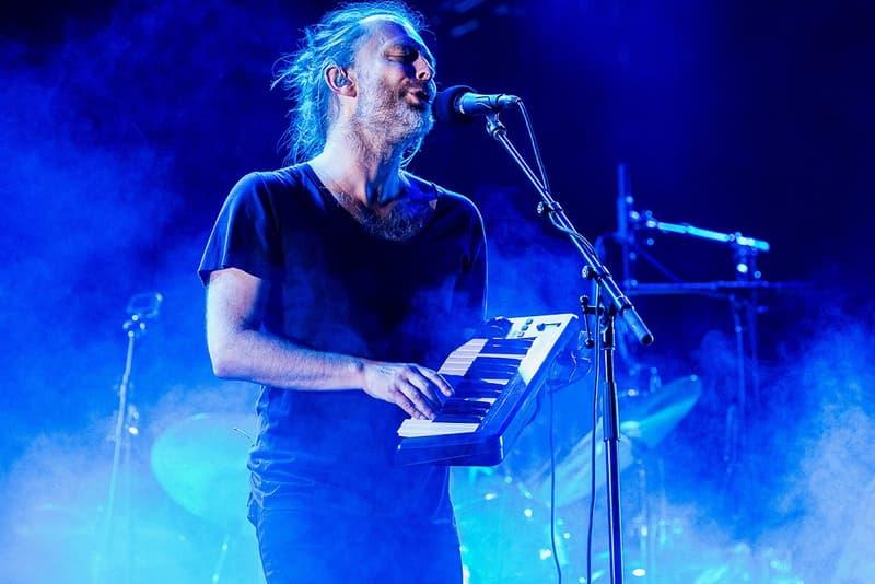 thom yorke new album anima stream solo project 2019 june apple music spotify listen audio radiohead tracks songs music