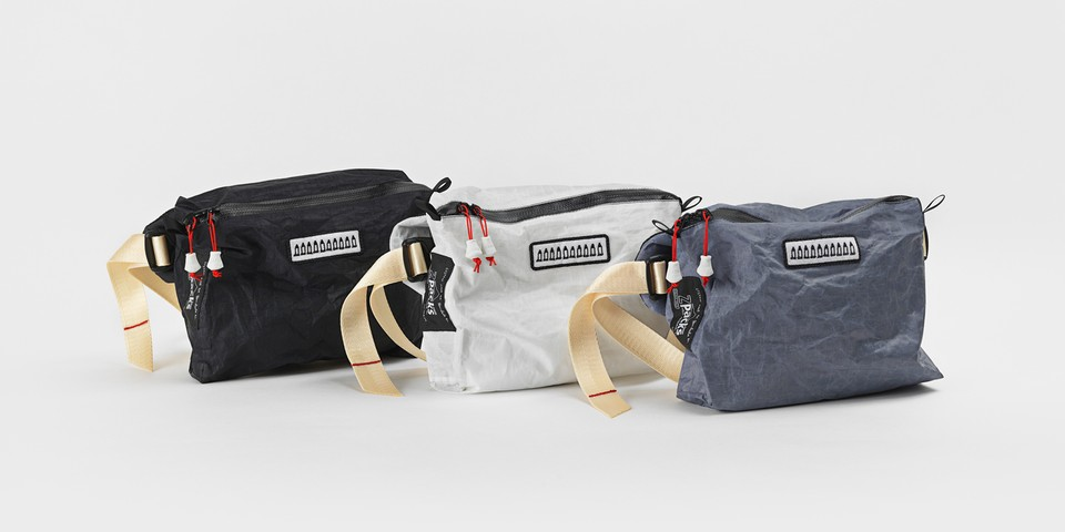 QnA VBage Here's How to Get Tom Sachs' Studio-Issued Fanny Pack