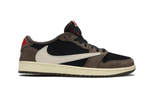 Travis Scott's Air Jordan 1 Low Hits Flight Club