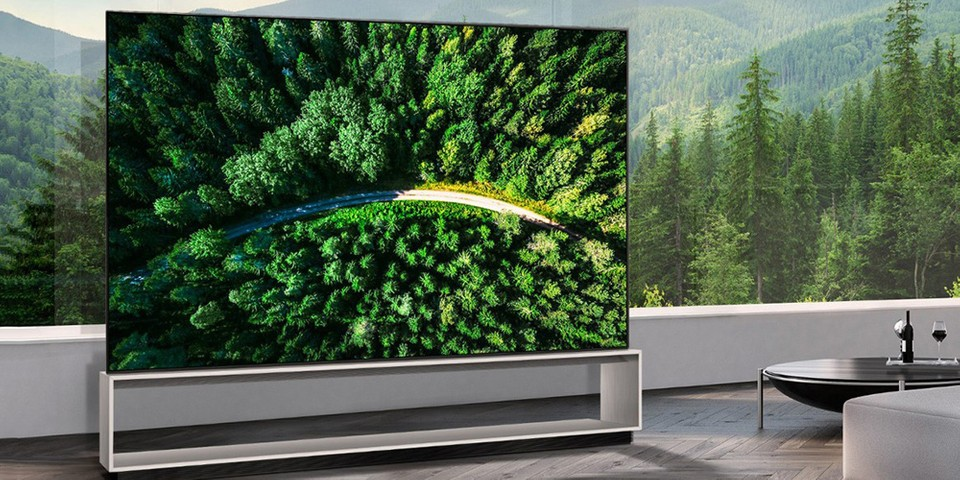 LG 8K OLED TV Global Release | HYPEBEAST