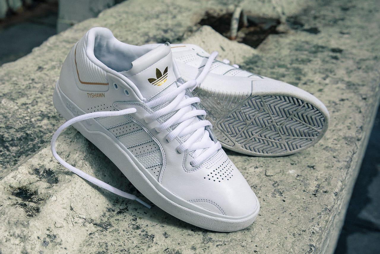 adidas Unveils Tyshawn Jones' First Pro