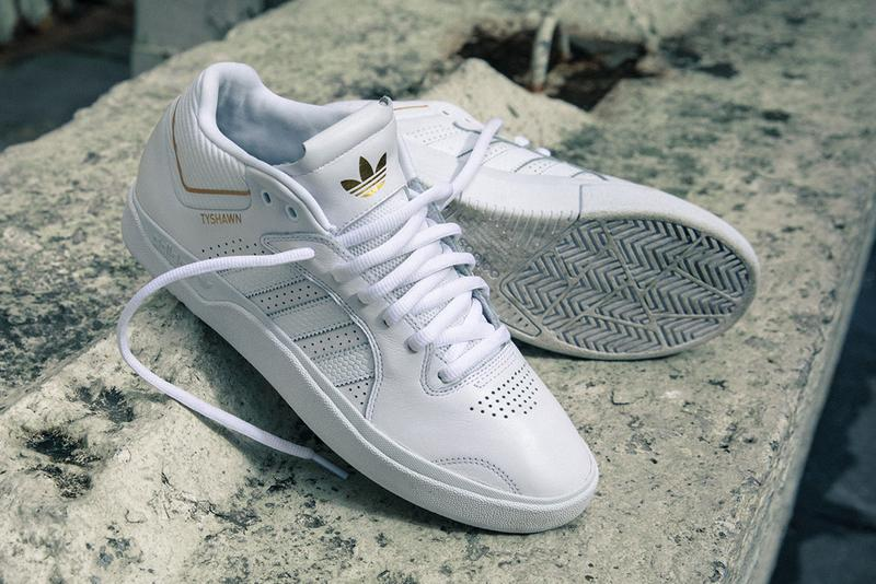convertible Punto cerrar  adidas Unveils Tyshawn Jones' First Pro Sneaker | HYPEBEAST