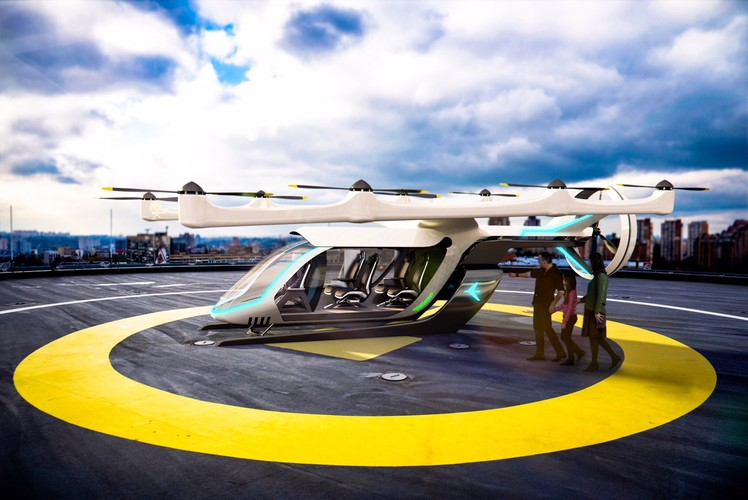 Uber Helicopter Rides Offered in NYC This Summer   HYPEBEAST