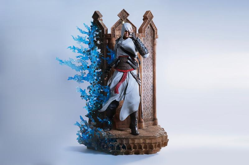 Ubisoft X Pure Arts Assassin S Creed Statute Hypebeast
