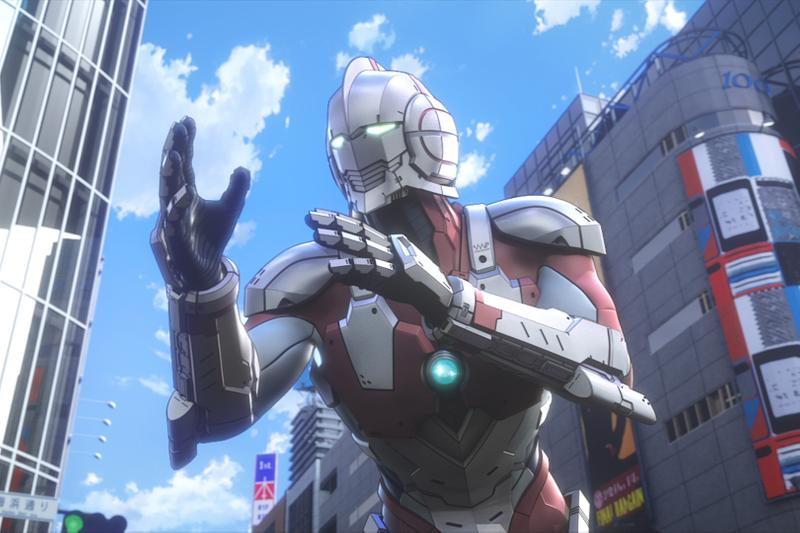 Netflix Renews 'Ultraman' for Season 2 anime tv shows robots aliens