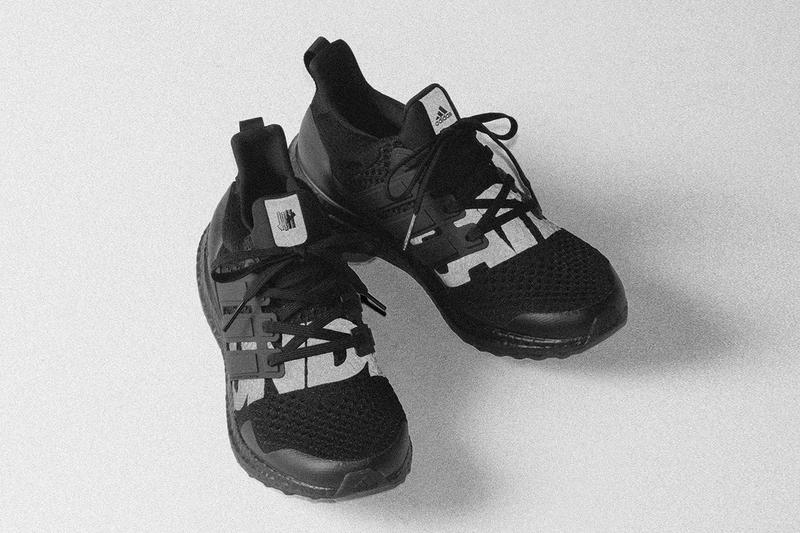 UNDEFEATED adidas UltraBOOST 1.0 Blackout Release 3M Reflective Black Info Date Buy