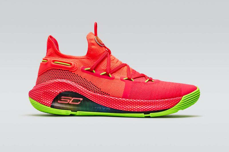 "The Under Armour Curry 6 ""Roaracle"" Celebrates the Oracle Arena"