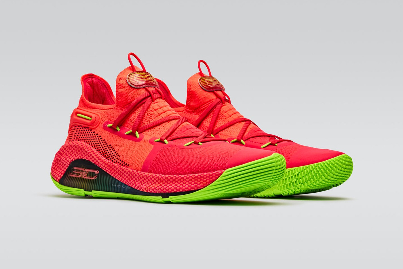 """Under Armour Curry 6 """"Roaracle"""" Release"""