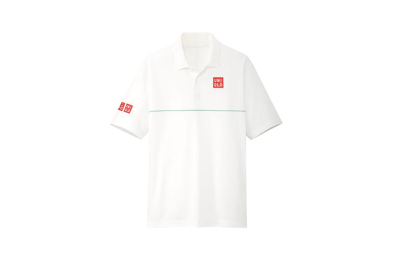 uniqlo game wear kit roger federer wimbledon kei nishikori tennis buy cop purchase goroger merch swiss japanese