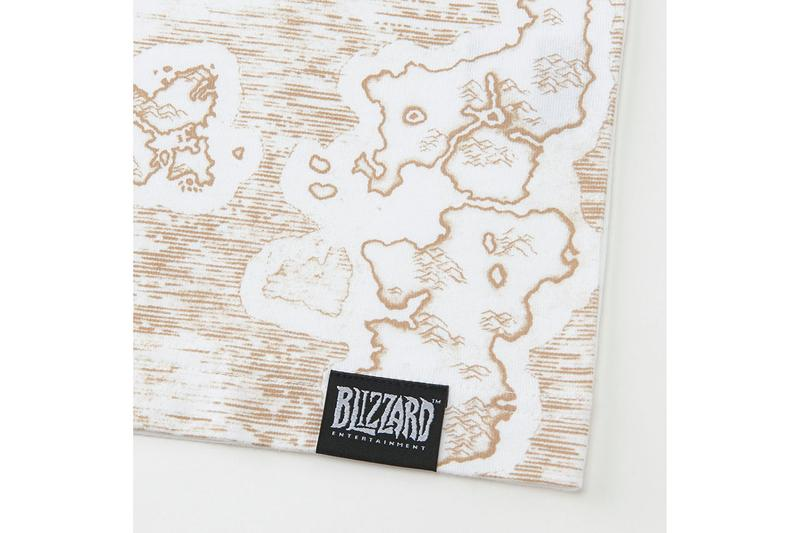 Uniqlo UT Activision Blizzard Entertainment T-Shirt Capsule Collection Overwatch World of Warcraft Hearthstone Diablo III 3 Heroes of the Storm StarCraft 2 Graphics Drop Online Worldwide Global Shop Now