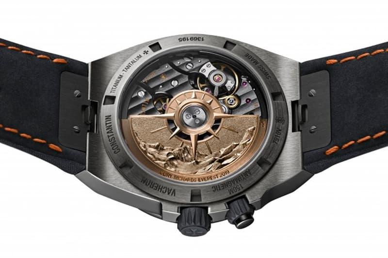 Vacheron Constantin Overseas Dual Time Mount Everset Info cory richards watches accessories exploration