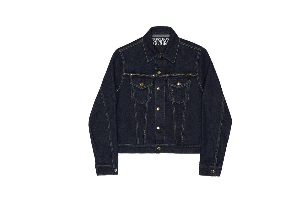 versace jeans couture relaunch fall winter 2019 ssense revival denim donatella versace quil lemons