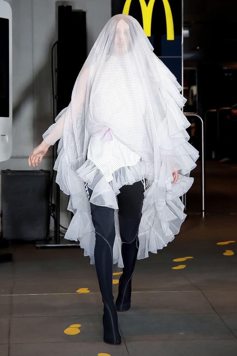 Vetements Spring/Summer 2020 Runway Collection presentation ss20 paris fashion week pfw demna gvasalia