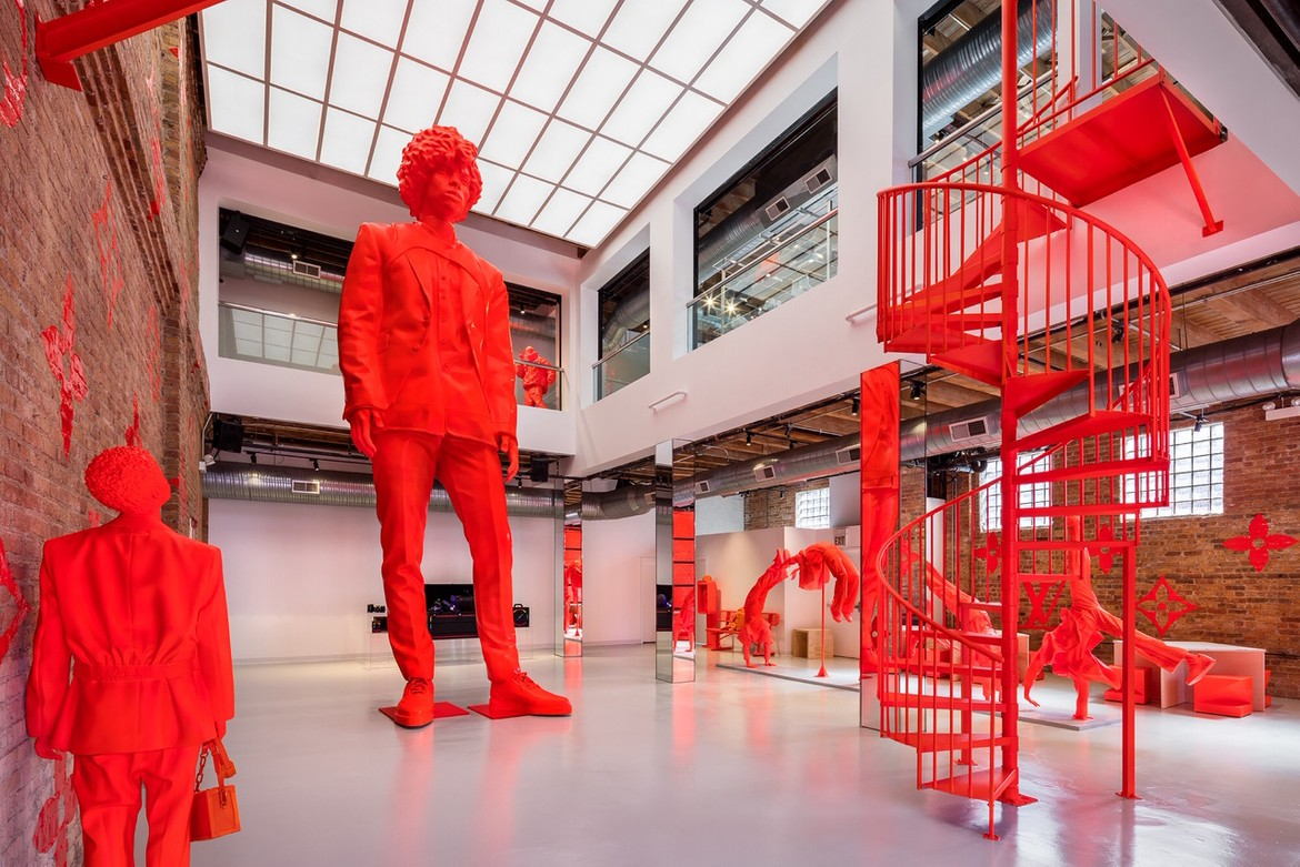 Inside Louis Vuitton and Virgil Abloh's Chicago Residency   HYPEBEAST