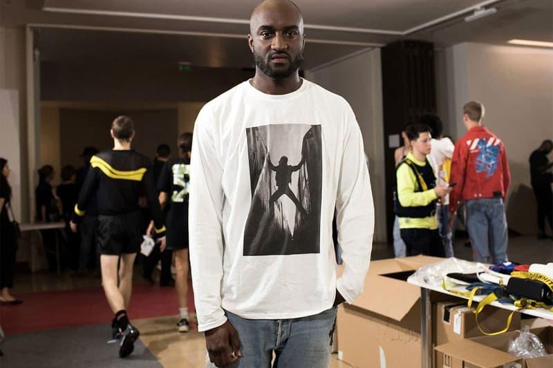 Virgil Abloh & Futura Unveil Off-White™ x Nike SB Dunk Low Ahead of PFW Show