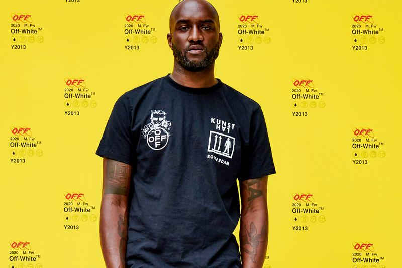 "Virgil Abloh Signs With Galerie Kreo Gallery design studio contemporary Didier Krzentowski fashion designer architect furniture ""Figures of Speech"" MCA Chicago"