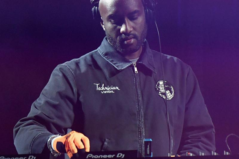 Virgil Abloh Gets His Own Las Vegas Residency dj XS Nightclub Wynn Las Vegas off white louis vuitton Encore Beach Club