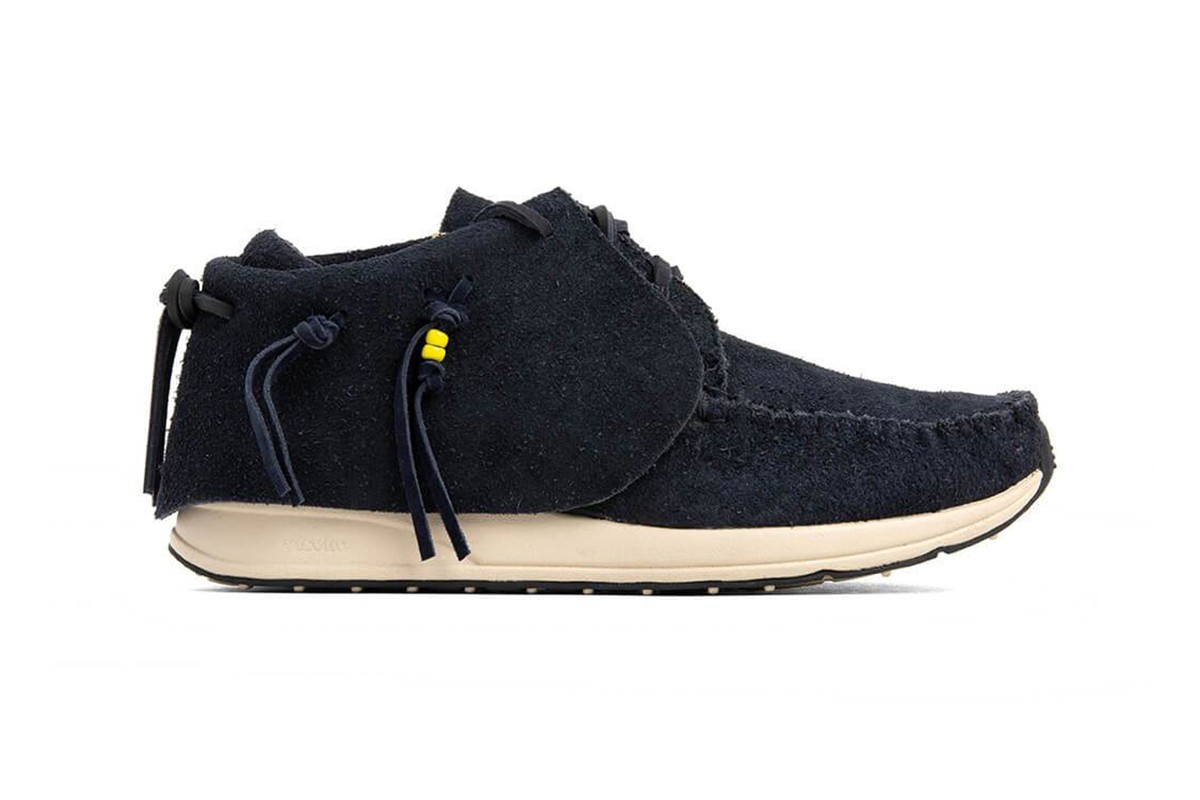 visvim FBT Summer 2019 Release Camel Black Navy Sand Red Dirt