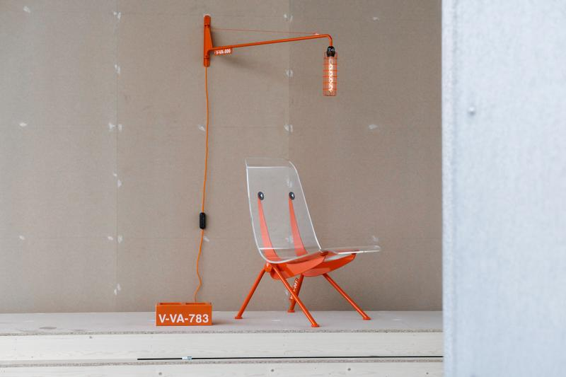 Virgil Abloh Reveals Art and Design Collaboration with Vitra