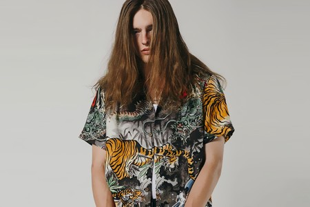 HAVEN Highlights WACKO MARIA's SS19 Range in Latest Editorial