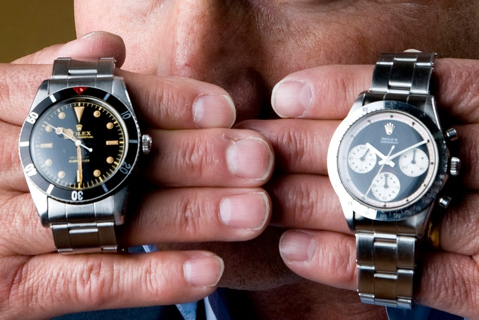 Watchfinder Rolex Daytona Real Vs Fake Video Hypebeast