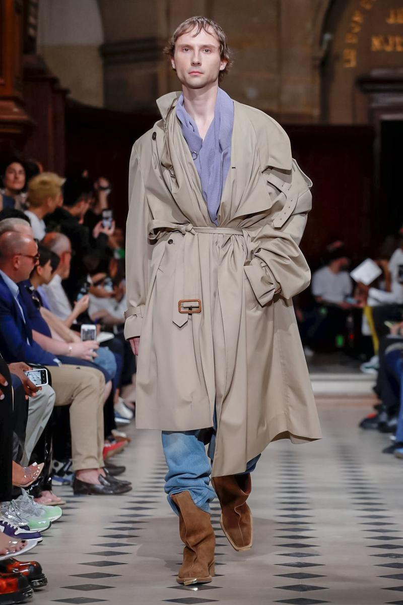 y project yproject spring summer 2020 collection runway show paris fashion week glenn martens