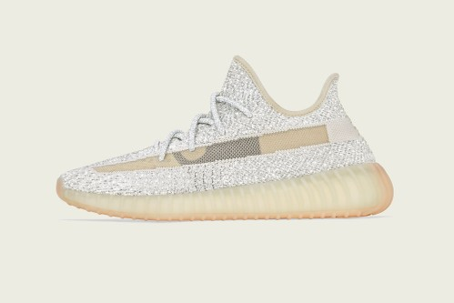 """New YEEZY BOOST 350 V2 """"Lundmark"""" Appears in Reflective and Non-Reflective Iterations"""