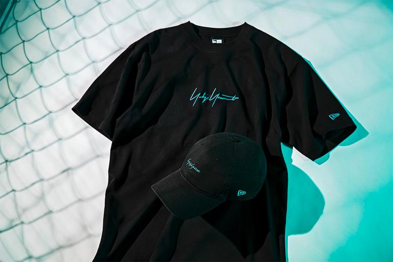 Yohji Yamamoto New Era Summer 2019 Collection Release Info